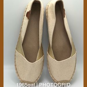 Sperry Top-Sider Katama Cape Gold Espadrilles lady